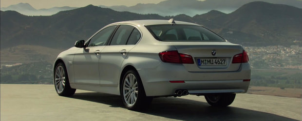 Este cel mai vandut BMW Seria 5 din toate timpurile. Povestea completa a modelului F10