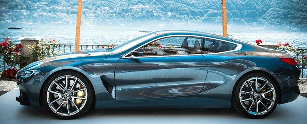Este, fara niciun dubiu, masina momentului. Iata cum arata, pe viu, noul BMW Seria 8