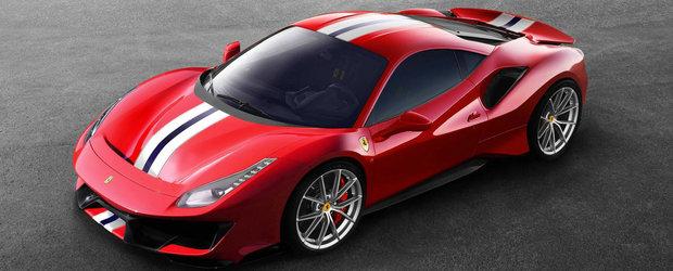 Este gata sa distruga tot ce-i iese in cale. Noua masina de la Ferrari are 720 cai si face suta in 2.8 secunde