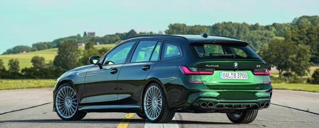 Este M3-ul break pe care BMW nu vrea sa-l lanseze nici in ruptul capului. Cat costa in Europa