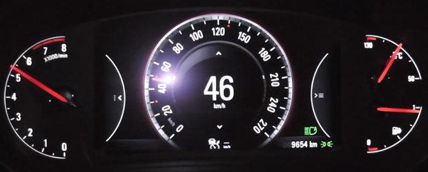 Este mai rapid decat credeam. Noul Opel Insignia Country Tourer arata ce poate in testul asta de accleratie