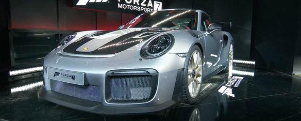 Este mai tare decat se astepta oricine. Ce performante va avea de fapt noul Porsche GT2 RS