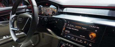 Este momentul adevarului. Uite cum arata pe viu, fara Photoshop, noul Audi A8. GALERIE FOTO