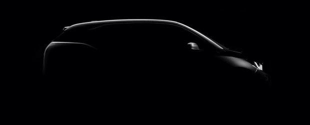 Este oficial. BMW i3 debuteaza la sfarsitul acestei luni!