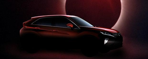 Este oficial. Cel mai bun vehicul din istoria Mitsubishi se numeste Eclipse Cross