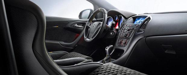 Este oficial. Conceptul Opel Astra OPC Extreme intra in productia de serie!