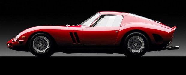 Este oficial! Ferrari, cea mai colectionata masina clasica din istorie!