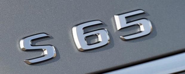 Este oficial. Noul Mercedes S65 AMG debuteaza luna viitoare
