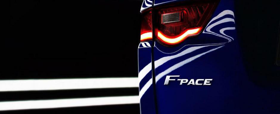 Este oficial. Primul crossover din istoria Jaguar debuteaza in toamna acestui an