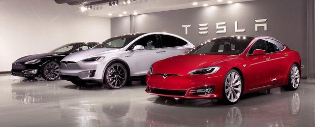 Este oficial! S-a deschis prima reprezentanta Tesla din Romania!