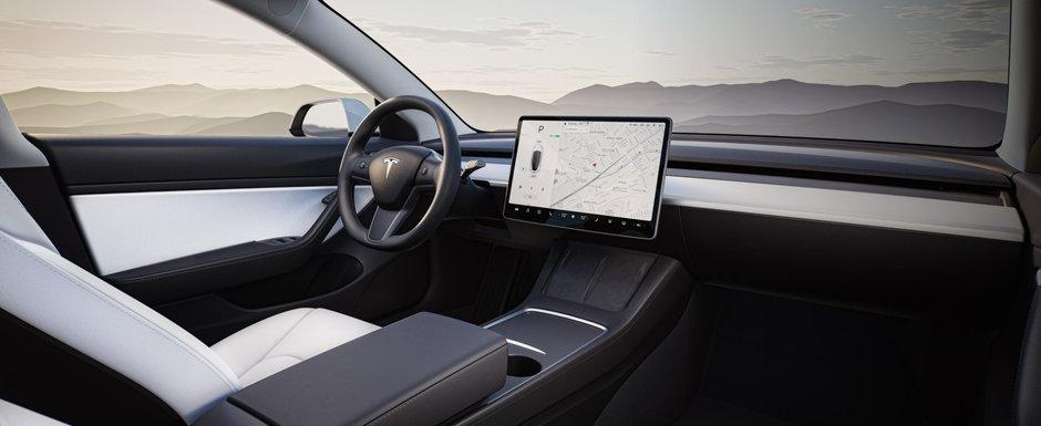 Este oficial: s-a lansat si in Romania! Cat costa cea mai ieftina masina de la Tesla