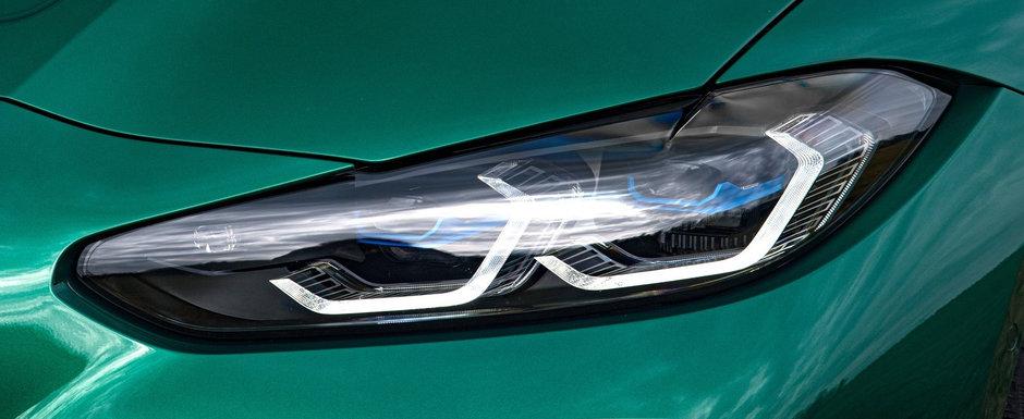 Este oficial: s-a lansat si in Romania! Noua masina germana are 510 cai sub capota si plafon din fibra de carbon