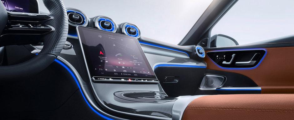 Este oficial: s-a lansat si in Romania! Noua masina de lux ofera doar motoare in patru pistoane