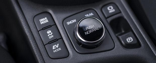Este oficial: s-a lansat si in Romania! Toyota ofera pentru prima data masina asta! Galerie foto completa