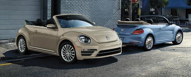 Este OFICIAL. Volkswagen Beetle paraseste scena dupa 7 decenii de activitate cu o editie speciala