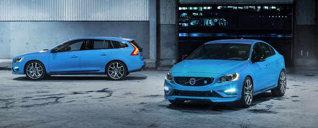 Este oficial. Volvo S60 Polestar ajunge in Europa. Dar nu de unul singur!