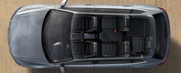 Este pentru oara cand Volkswagen lanseaza in Europa un asemenea model. GALERIE FOTO