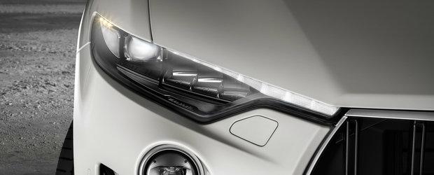 Este pentru prima data cand Maserati lanseaza un astfel de model. Are un motor V8 de FERRARI