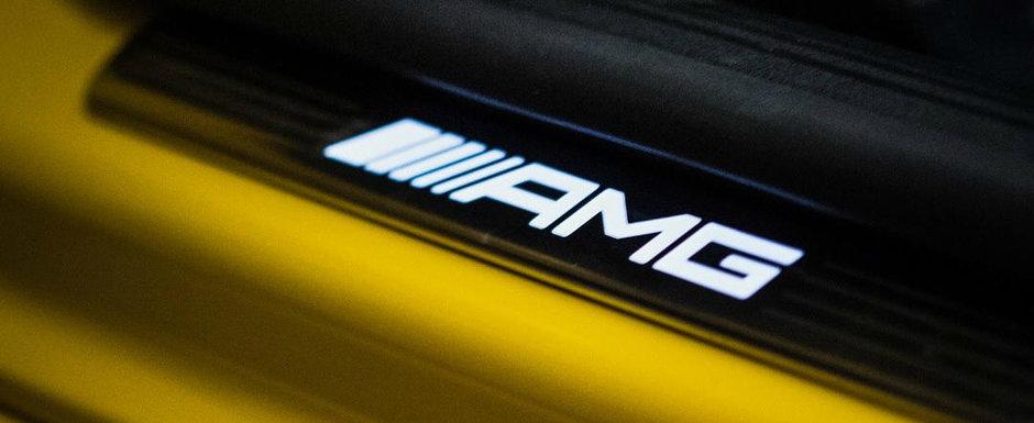 Este pentru prima data cand Mercedes ofera aceasta masina. Noua versiune de motorizare concureaza cu Golf R