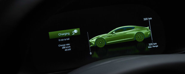 Este prima ELECTRICA din istoria companiei. Super masina are 610 CP si autonomie de 320 km