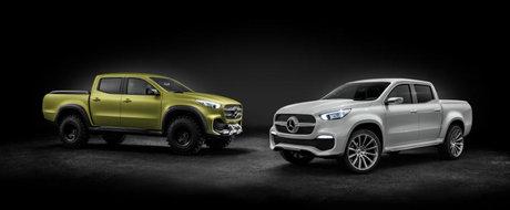 Este primul pick-up premium european din istorie. Tot ce trebuie sa stii despre Mercedes-Benz X-Class