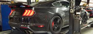 Este primul SHELBY GT500 masurat pe dyno. Cati cai are de fapt cel mai puternic Ford din istorie