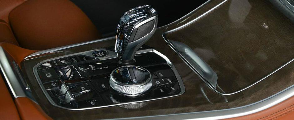 Este printre primii clienti care primesc noul BMW X5. Cum si-a configurat SUV-ul cu motor V8