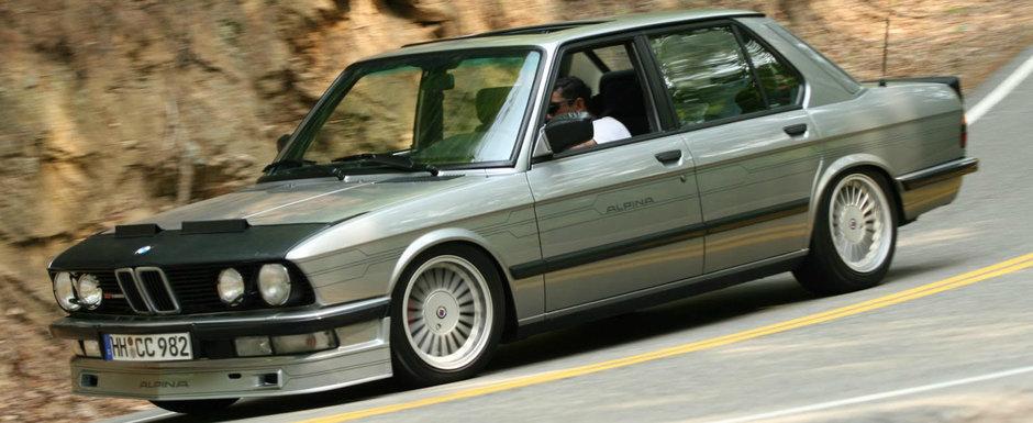 Este probabil cel mai rar BMW de pe Pamant. In plus, tocmai a fost scos la vanzare