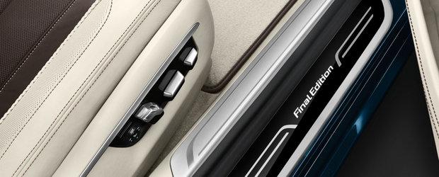 Este sfarsitul unei ere. BMW prezinta ultimele masini echipate cu celebrul motor diesel in patru turbine