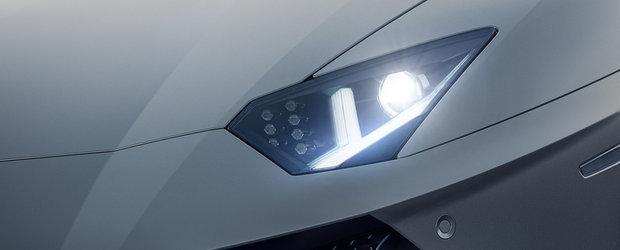 Este sfarsitul unei ere. Lamborghini prezinta oficial ultima sa masina cu motor V12 aspirat