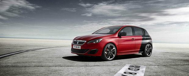 Este ultimul hot-hatch lansat pe piata din Romania. Cu cat se vinde noul Peugeot 308 GTI