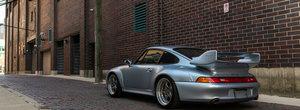 Este ultimul Porsche cu motor cu racire pe aer. O versiune 911 GT2 costa in ziua de azi o avere