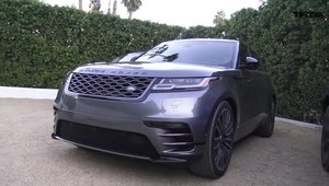 Este un off-roader prin excelenta. VIDEO cu noul Range Rover Velar pe teren accidentat