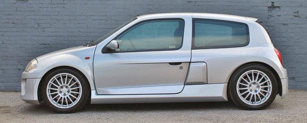 Este una dintre cele mai neobisnuite masini. Cu cat se vinde hot-hatch-ul cu motor central si tractiune spate
