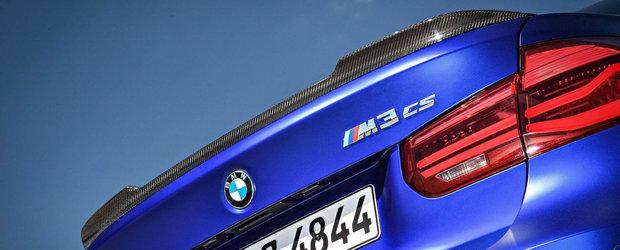 Este unul dintre cele mai dorite M3-uri din istorie. GALERIE FOTO ca sa-l poti admira din toate unghiurile