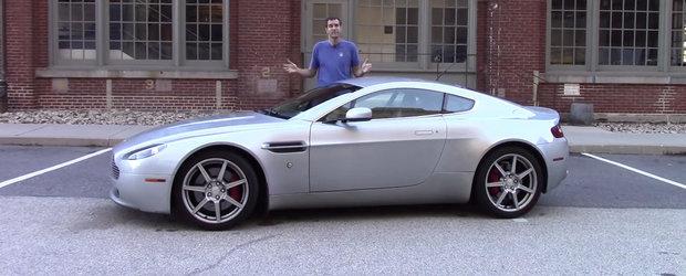 Este unul dintre cele mai frumoase GT-uri construite vreodata, dar cat costa intretinerea lui?