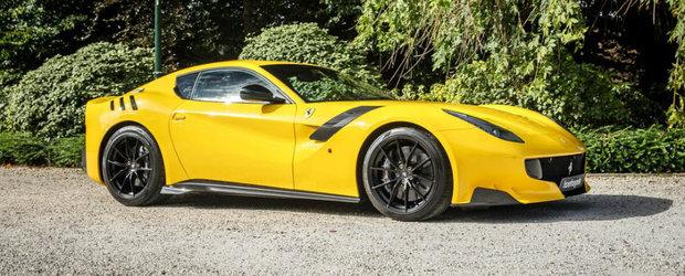 Este unul dintre cele mai rare Ferrari-uri, iar acum este de vanzare. Uite cat mai costa azi un F12tdf