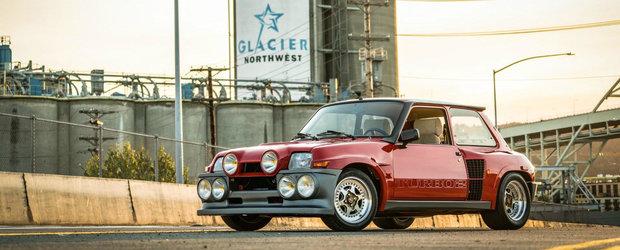 Este visul oricarui pasionat. Cat mai costa in ziua de azi un Renault R5 Turbo 2 Evo