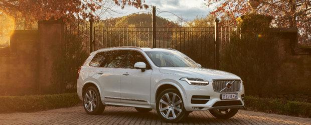 Este Volvo-ul XC90 cel mai bun SUV din segment?