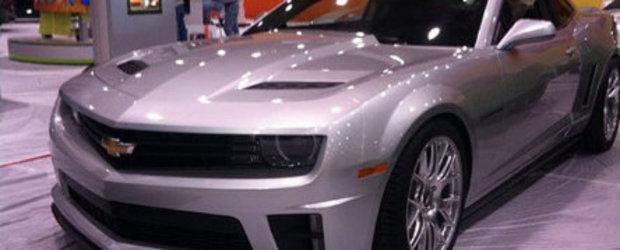 Esti chiar tu Chevy Camaro Z28? Nu...