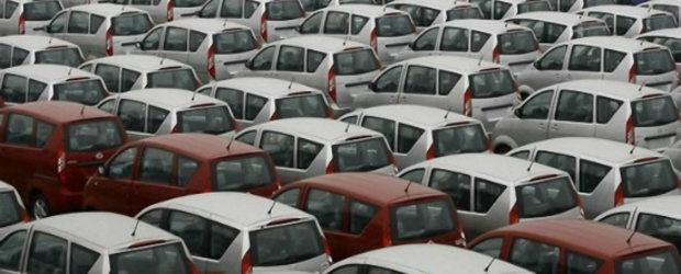 Estimari dealeri auto: Piata autoturismelor va scadea cu pana la 10%