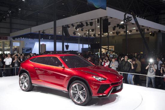 Estoque ori Urus: Ce model ar trebui sa construiasca Lamborghini?