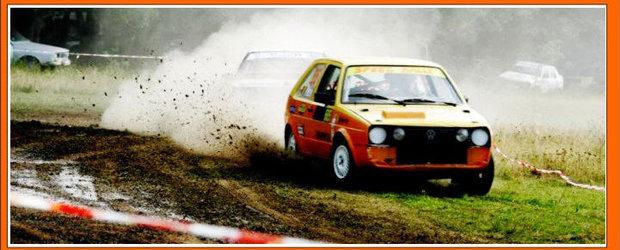 Etapa a 3-a a Campionatului National de RallyCross, 23-24 iunie