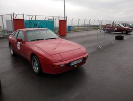 Etapa a 5-a Romanian Retro Racing la TMR