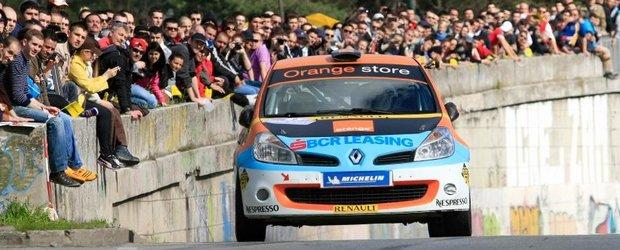 Etapa de succes la Timis Rally pentru Alex Filip