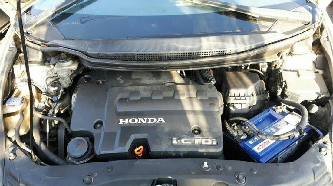 Etrier frana dreapta fata Honda Civic 2008 Hatchback 2.2 i-CDTi