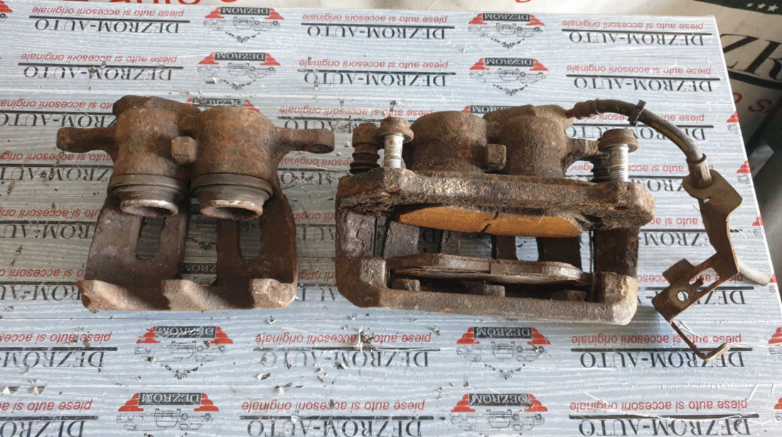Etrier frana dreapta fata original CITROËN C5 III 2.2 HDi 170 de cai