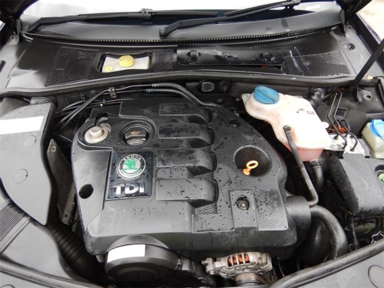 Etrier frana dreapta fata Skoda Superb 2004 Sedan 1.9 TDi
