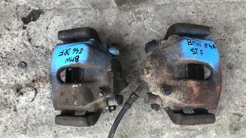 Etrier frana fata stanga sau dreapta bmw seria 3 e46 318 2.0i 143 cp valve tronic 1998 - 2004