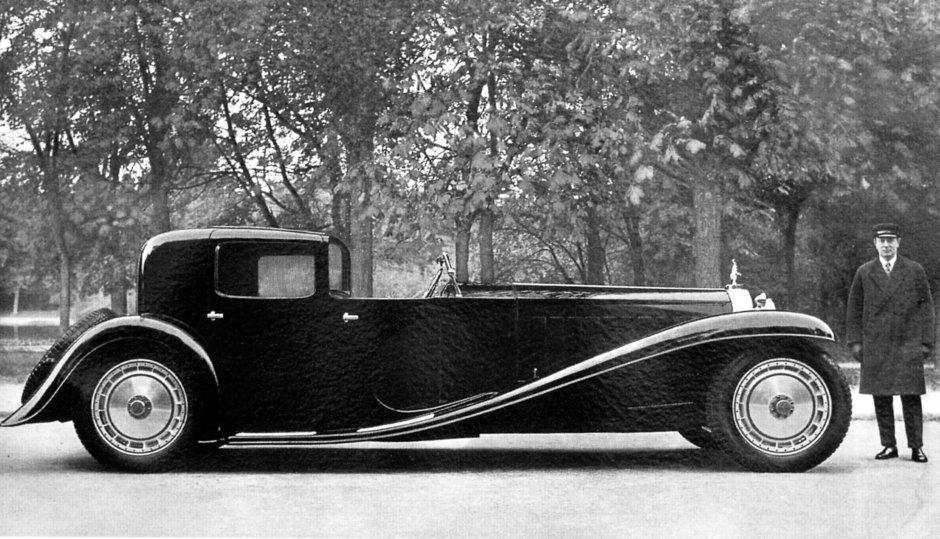 Ettore Bugatti